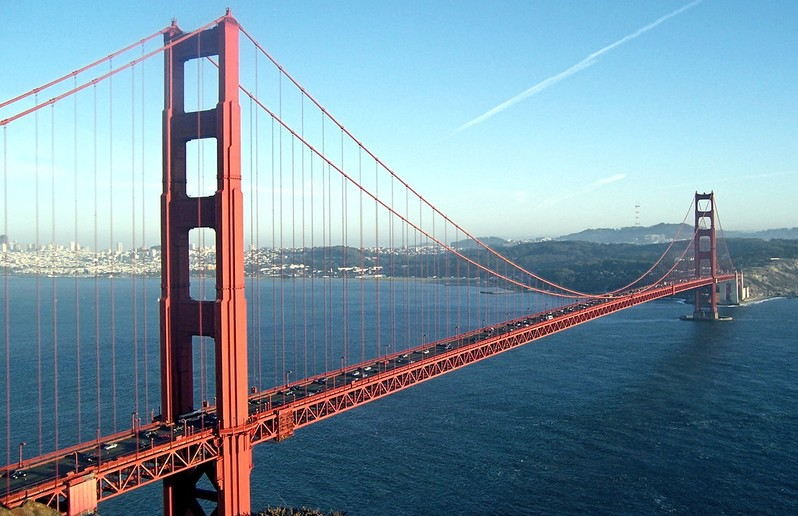 Golden Gate Bridge San Francisco Californie USA