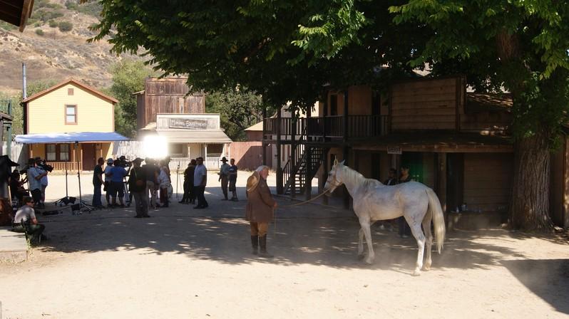 Paramount Ranch Californie USA