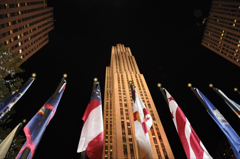Rockefeller Center Manhattan New York USA