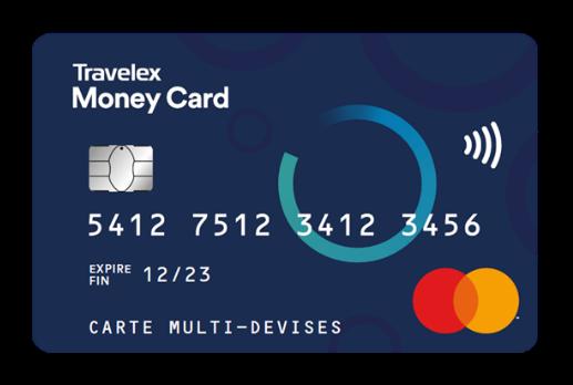 Travelex Money Card
