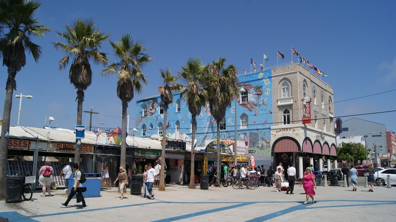 Venice Beach Californie USA