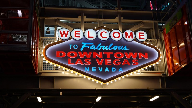 Downtown Las Vegas Nevada