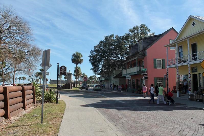 Saint Augustine Floride USA