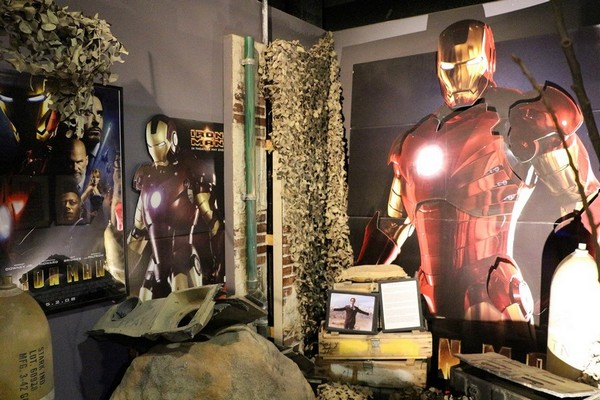 Iron Man Beverly and Jim Rogers Museum of Lone Pine Film History