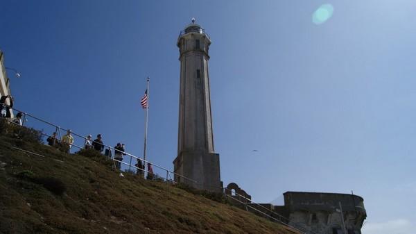 Phare Alcatraz