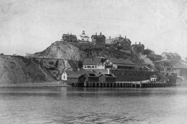 Alcatraz 1895