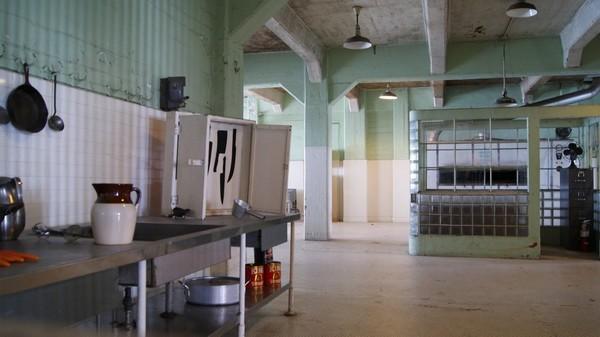 Cuisine Alcatraz