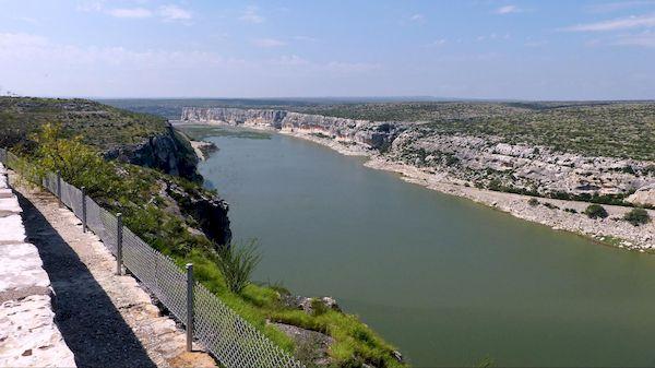 Pecos River Amistad Texas
