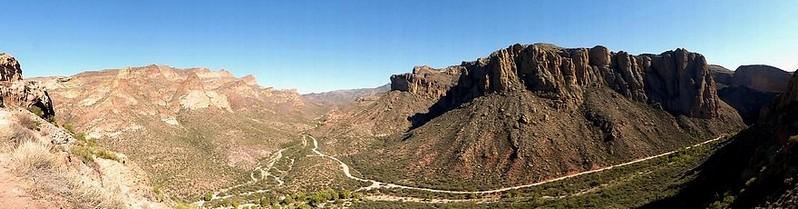 Fish Creek Canyon