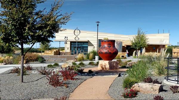 Visitor Center de White Rock Bandelier National Monument