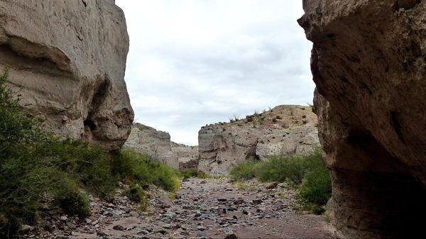 Tuff Canyon Big Bend