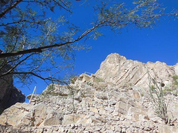 Santa Elena Canyon Trail Big Bend