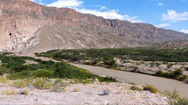 Le Río Grande