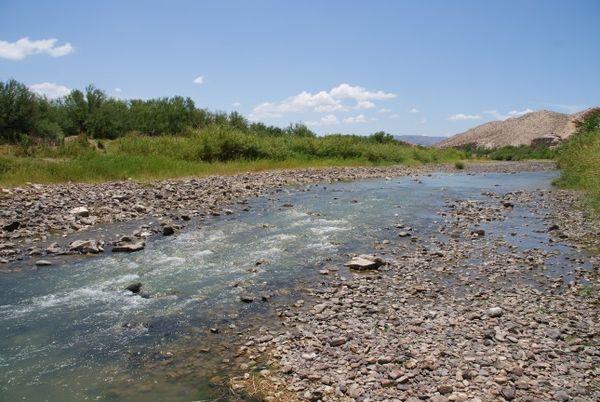 Río Grande Big Bend NP