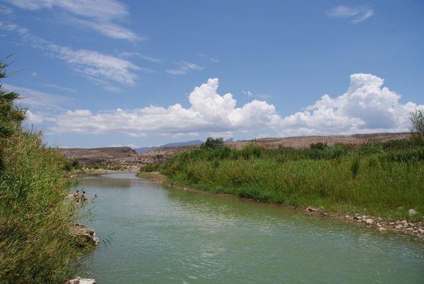 Río Grande Big Bend National Park