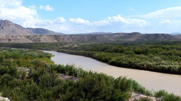 Río Grande Overlook Big Bend NP