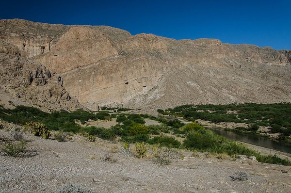Boquillas Canyon Trail Big Bend