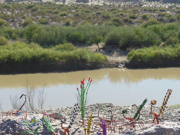Artisanat mexicain Big Bend