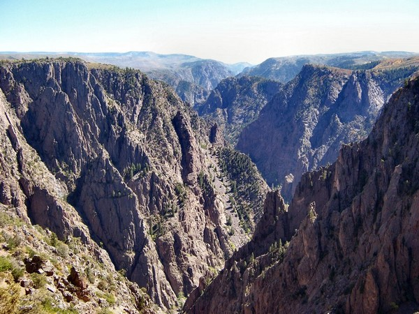 Tochimi Point Black Canyon of the Gunnison