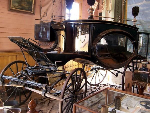 Musée de Bodie