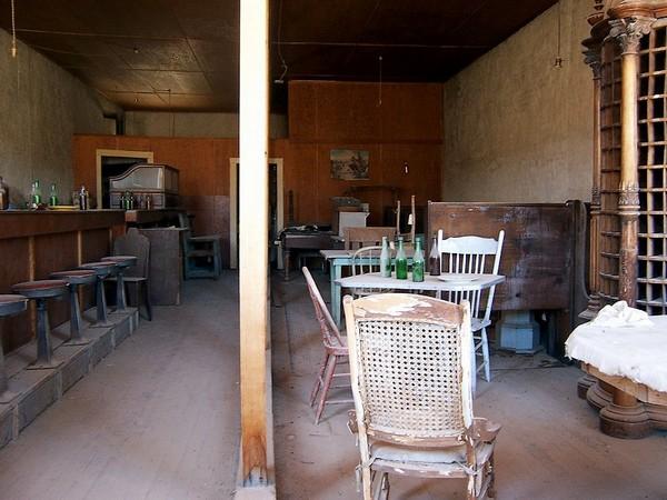 Saloon Bodie