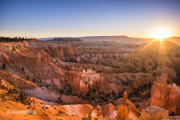 Sunrise Point Bryce Canyon NP