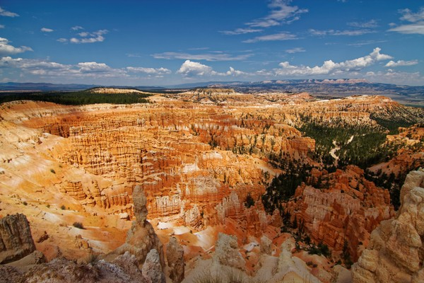 Inspiration Point Bryce Canyon NP
