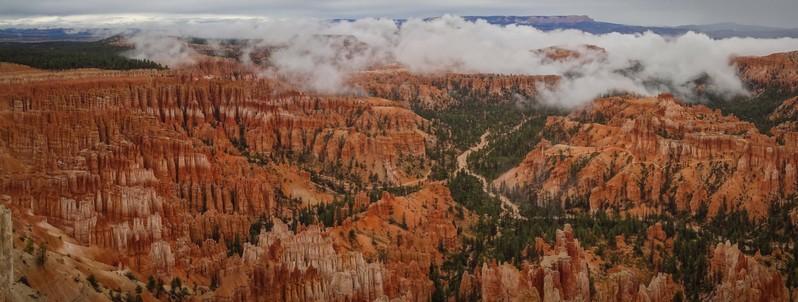 Paria View Bryce Canyon NP