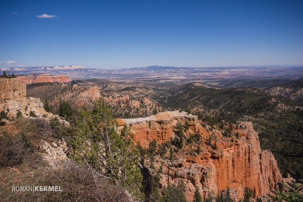 Farview Point Bryce Canyon NP
