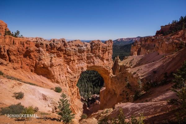 Natural Bridge Bryce Canyon NP