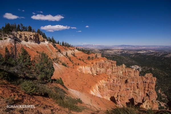 Ponderosa Canyon Bryce Canyon NP