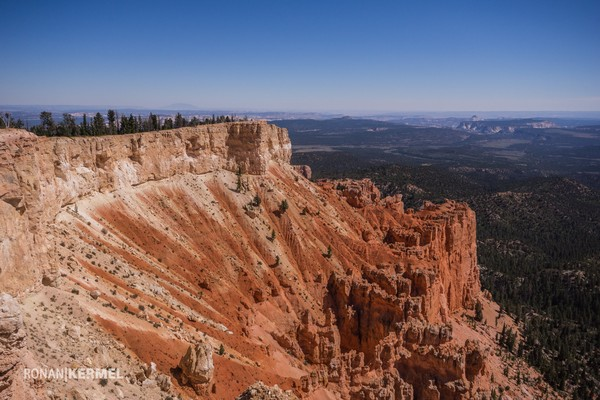 Yovimpa point Bryce Canyon NP