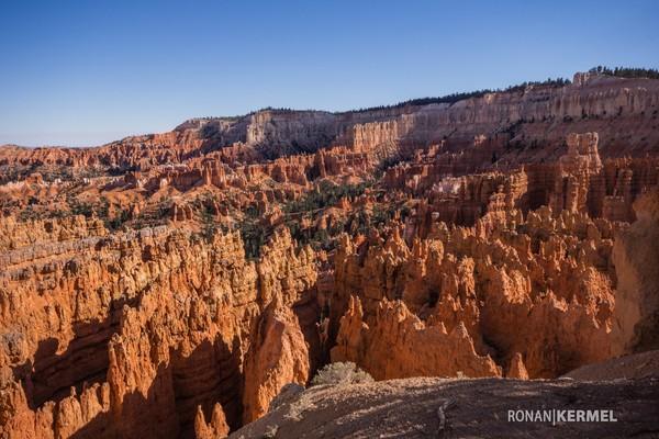 Rim Trail Bryce Canyon NP