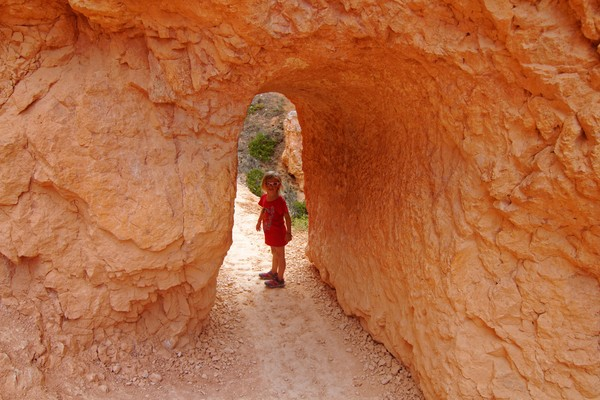 Queen's Garden Trail Bryce Canyon NP