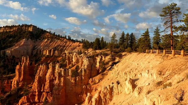 Départ Fairyland Loop Bryce Canyon NP
