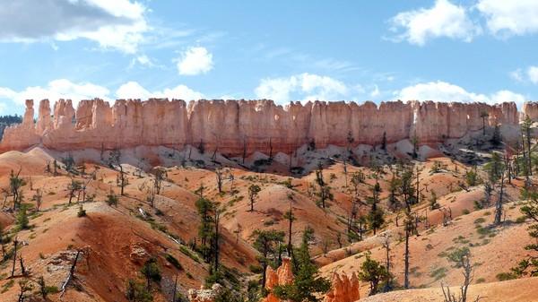 Chinese Wall Fairyland Loop Bryce Canyon NP