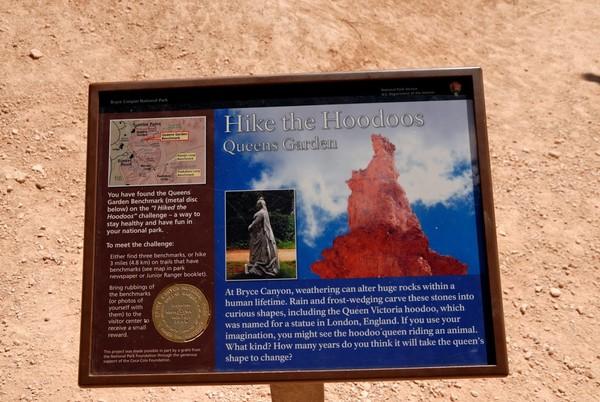 Challenge Hike the Hoodoos Bryce Canyon