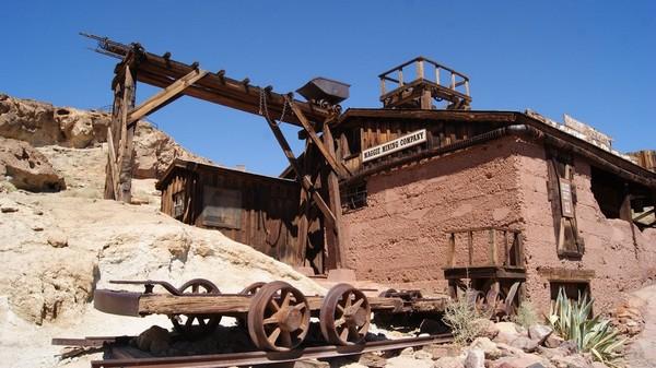 Maggie's Mine Calico