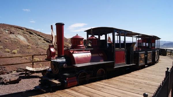 Calico Odessa Railway