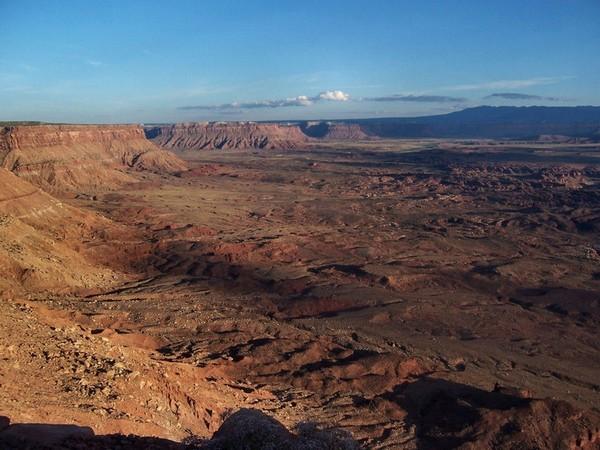 Needles Overlook Canyonlands