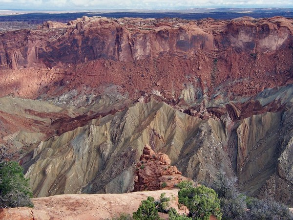Upheaval Dome Canyonlands