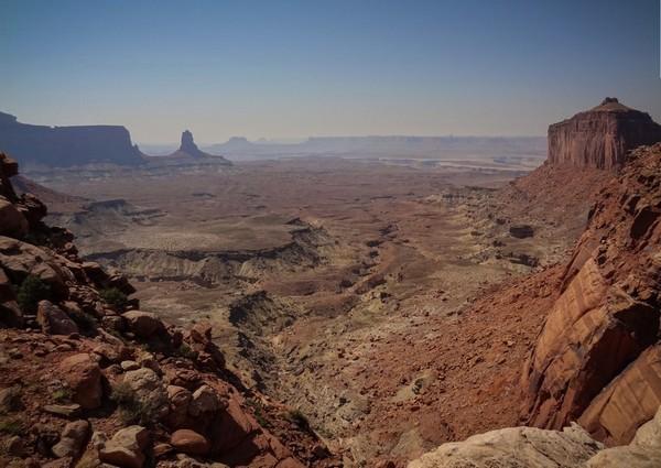 False Kiva Canyonlands