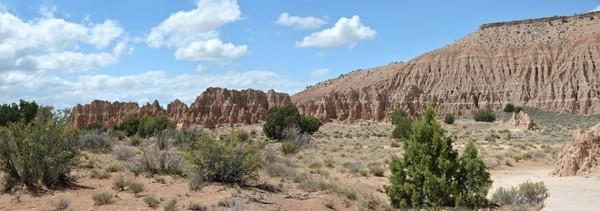 Juniper Draw Loop Cathedral Gorge Nevada