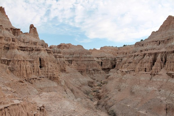 Cathedral Gorge State Park Nevada
