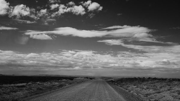 CR 7950 par temps sec Accès Chaco Culture NHP
