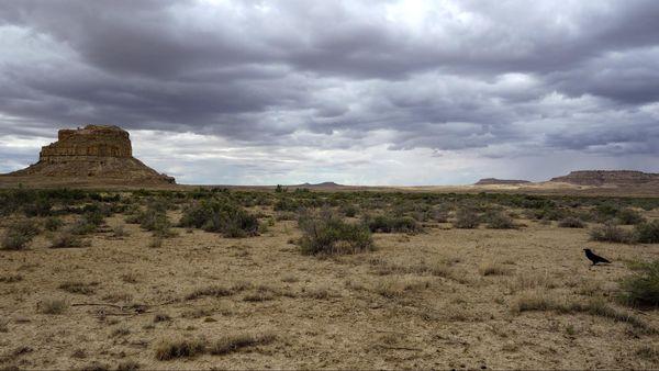Fajada Butte Chaco Culture NHP