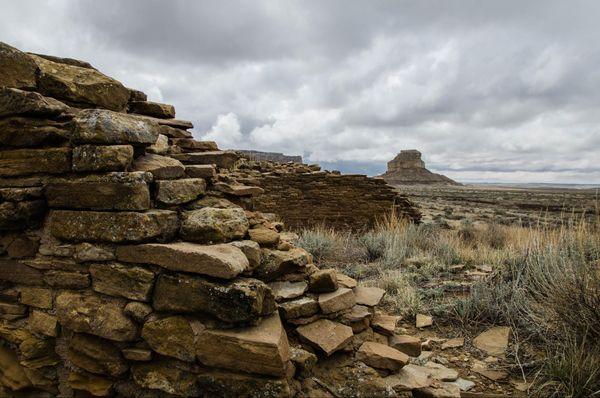 Una Vida et Fajada Butte Chaco Culture NHP