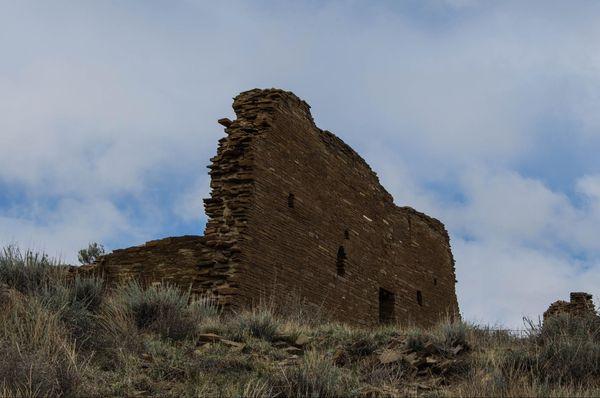 Vestiges de Una Vida Chaco Culture NHP