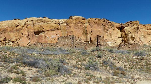 Hungo Pavi Chaco Culture NHP