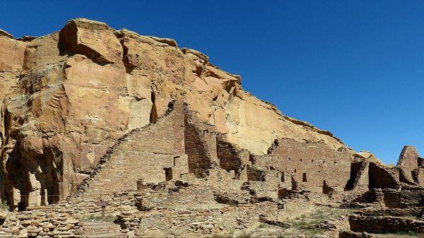Pueblo Bonito Chaco Culture NHP